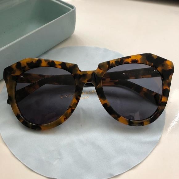 48cf14bdb71 Karen Walker Accessories - Karen Walker Number One Sunglasses Crazy Tortoise
